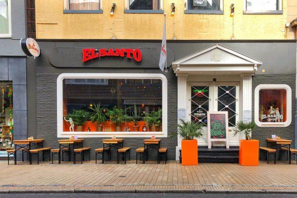 Restaurant Oosterstraat Groningen : El Santo