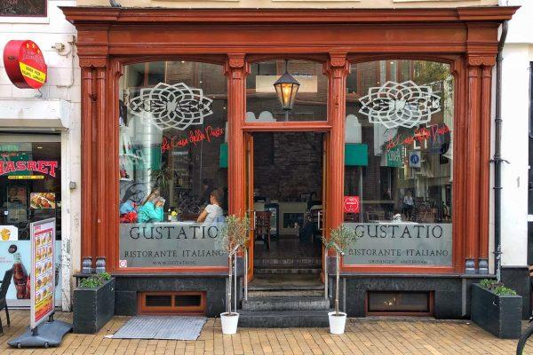 Restaurant Oosterstraat Groningen : Gustatio