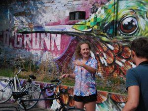 Alternatieve Stadswandeling Groningen met Fiona