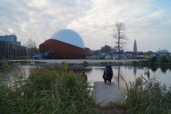 Fotografie stadswandeling Groningen herfst 2018