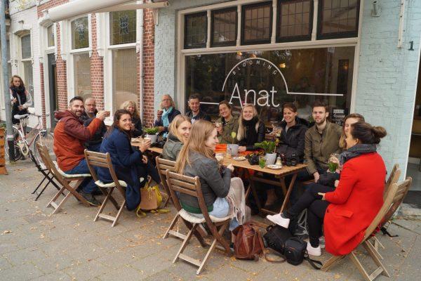 Fotografie stadswandeling Groningen herfst 2018 Anat