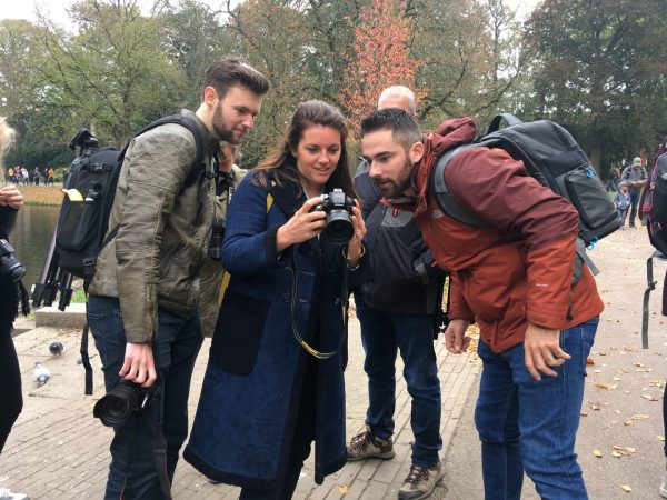 Fotografie workshop stadswandeling Groningen herfst 2018