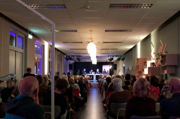 Het Grote Gebeuren: literair festival Groningen