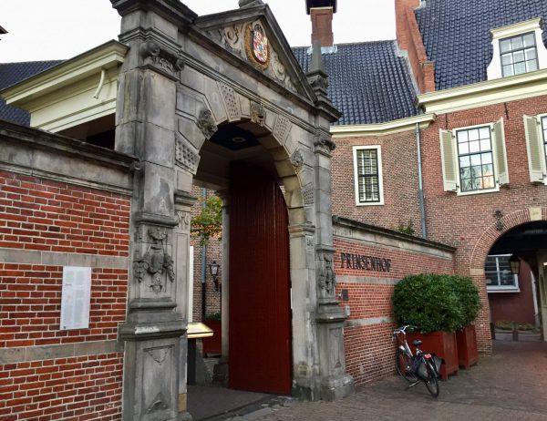Hotel Prinsenhof Groningen voorzijde