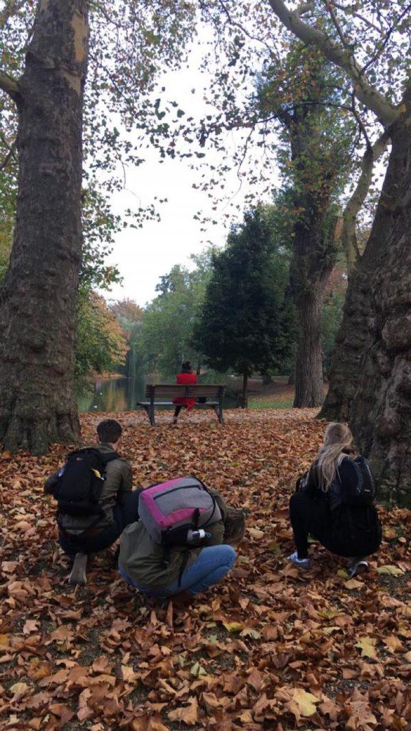 Fototour Herfst Stadswandeling Noorderplantsoen