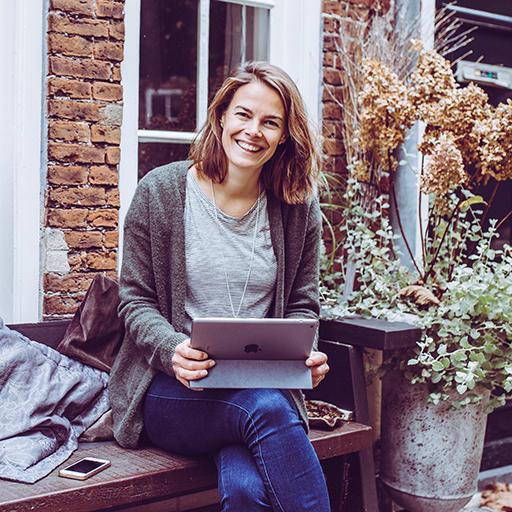 Blogger Groningen Joukje van Heukelem