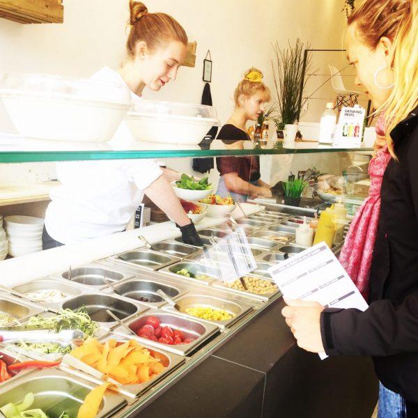 Vegan salades Groningen - Ra Salatbar