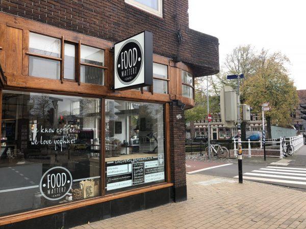 Food Matterz Cafe Groningen: Lekker lunchen