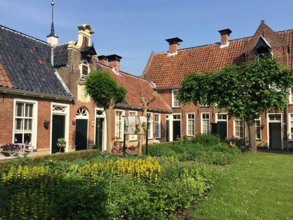 B&B Groningen: St. Anthony Gasthuis - bijzondere hotels Groningen