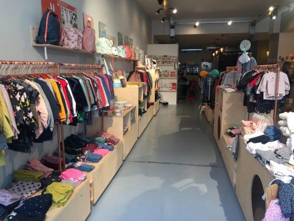 Kinderkleding Groningen in kinderwinkel Hartendief