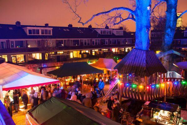 Kerstmarkt Helpman Groningen 2018
