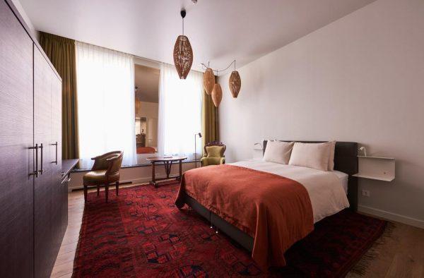 Luxe suites en appartementen groningen - overnachten