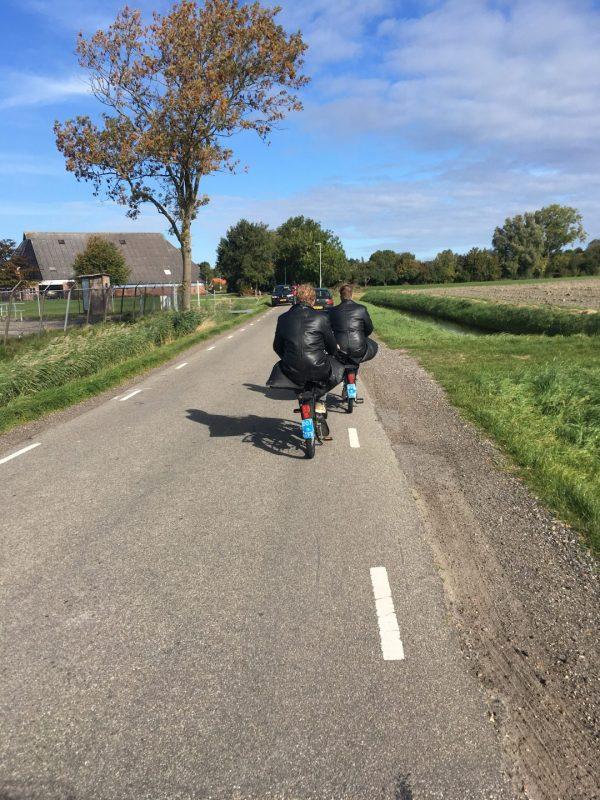 Solex rijden Groningen - tour voor een leuk dagje uit