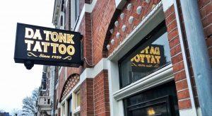 tattooshop groningen - da tonk