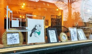 tattoo shop Groningen Fabiona Bazuin