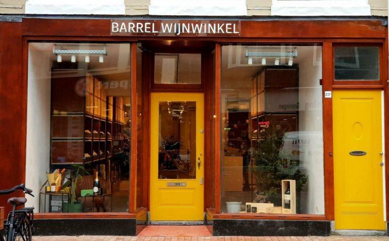 Nieuw in Groningen: Barrel Wijnwinkel