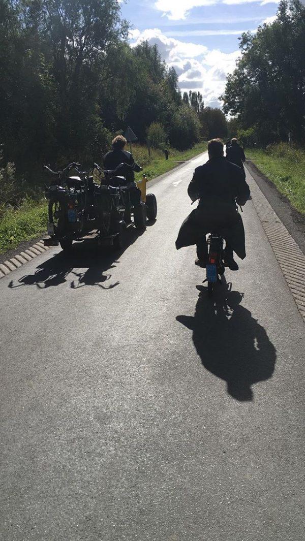 Solex rijden Groningen - pechservice