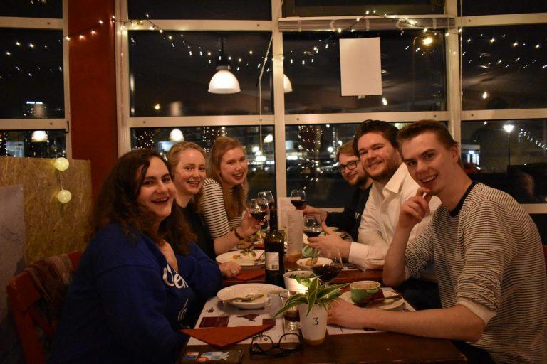 Uit eten in Groningen voor een goed doel: Happietaria