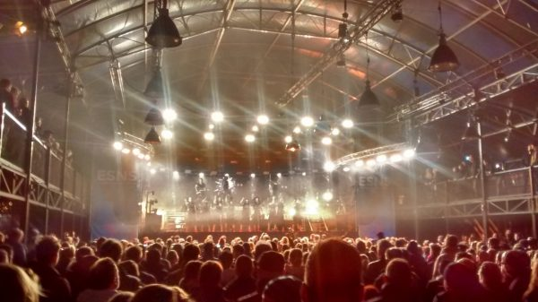Brides of Lucifer metal Eurosonic Air 2019 Groningen