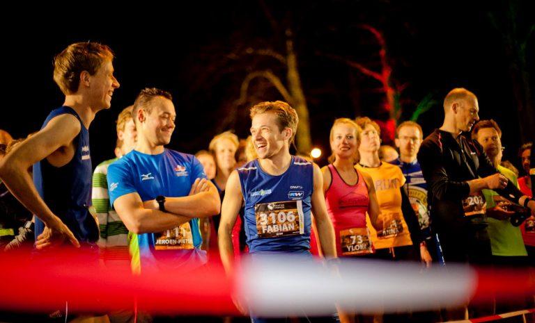 Nacht van Groningen: hardlopen in het donker