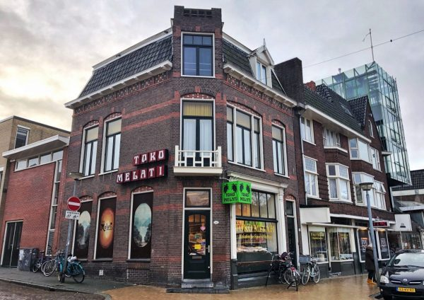 Indonesische toko Groningen