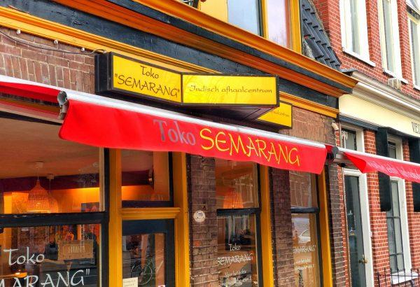 Indonesisch eten Groningen Toko Semarang
