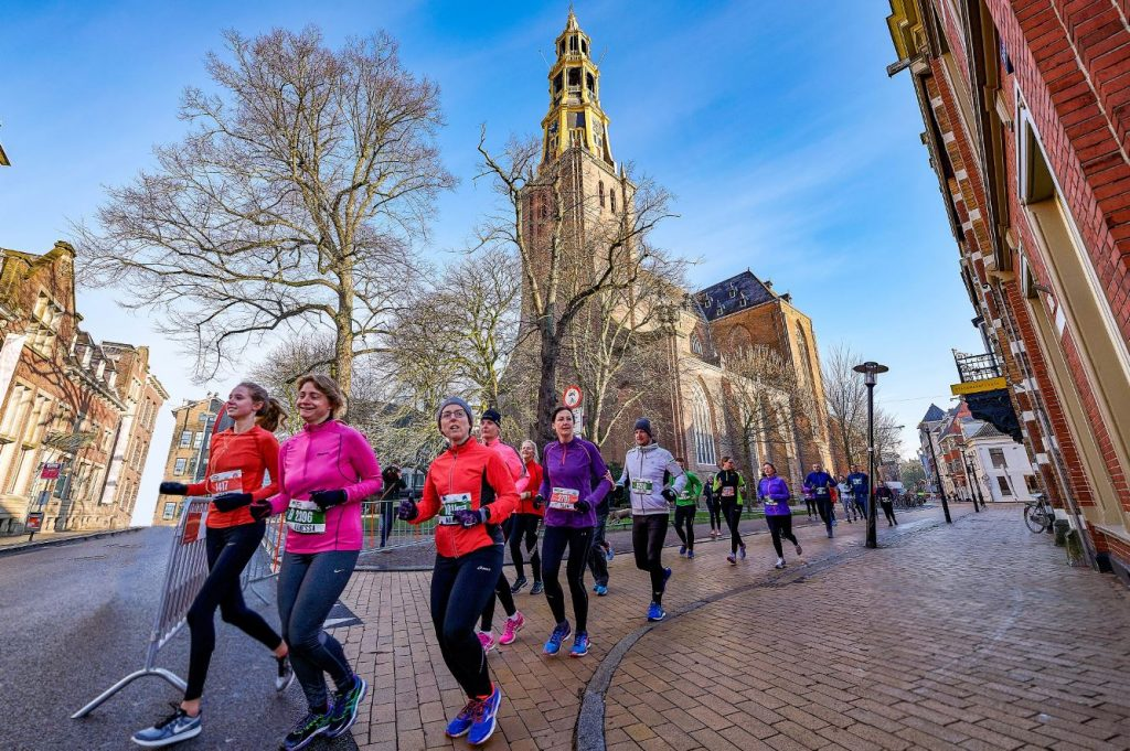 9 x Hardloopwedstrijden Groningen