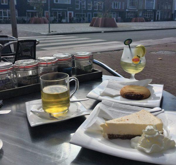 Bakkerij Damsterplein Groningen