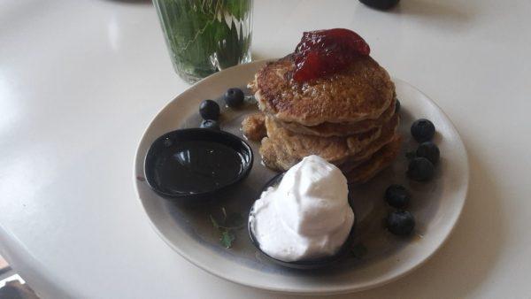 Vegan pancakes Groningen