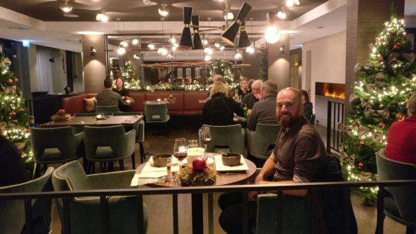 brasserie Groningen diner