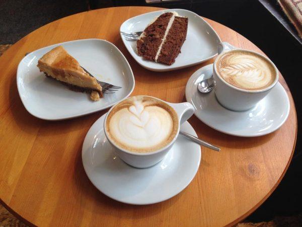 koffie en cheesecake Groningen