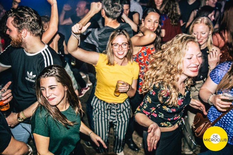 Uitgaan in Groningen: dansen in de vroege avonduren bij De Microclub