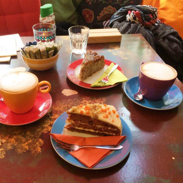 koffie en taart Groningen Bij Britta