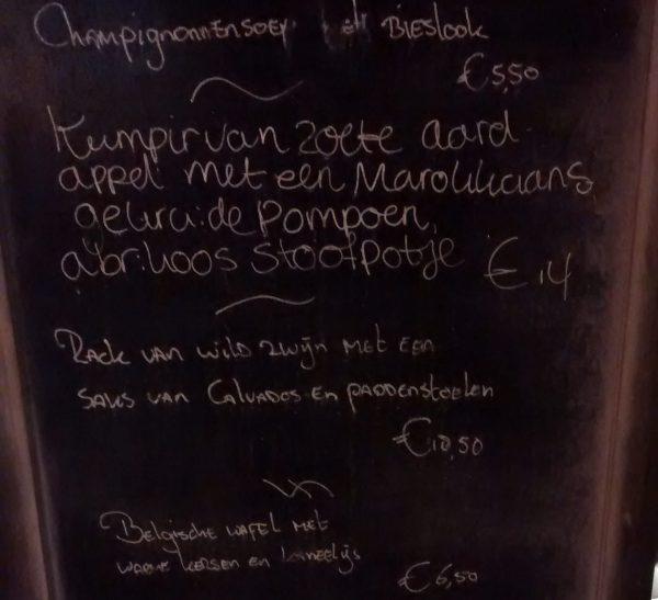 goedkoop eetcafe centrum Groningen