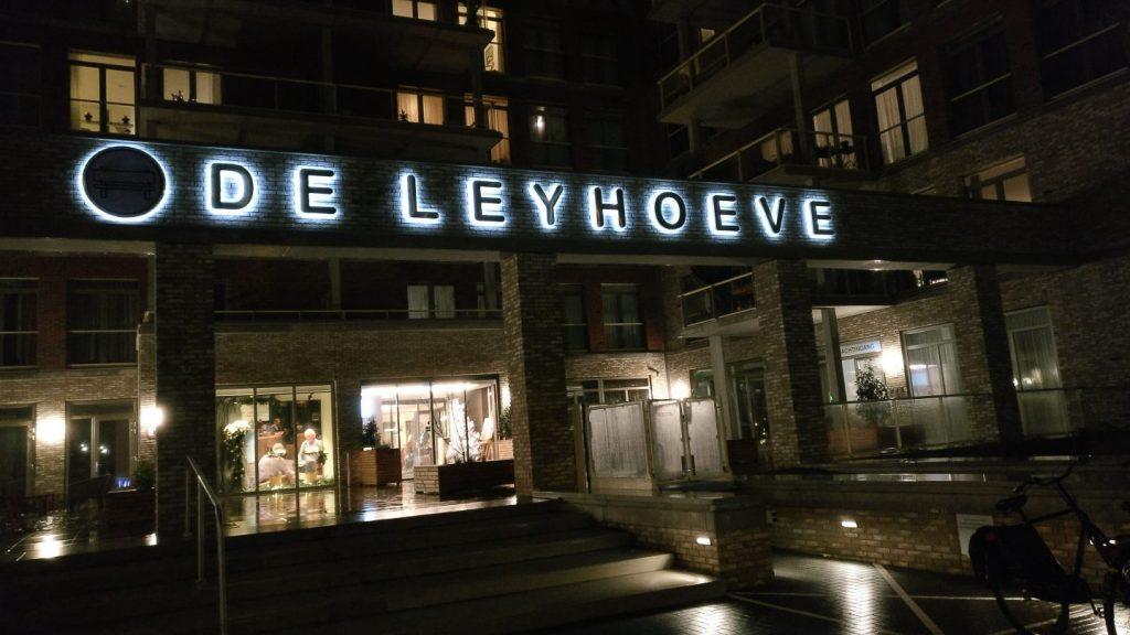 Brasserie De Leyhoeve Verrassend Uit Eten In Europapark Groningen