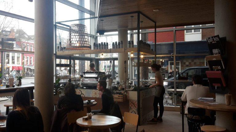 Een frisse start bij CoffeeBreak