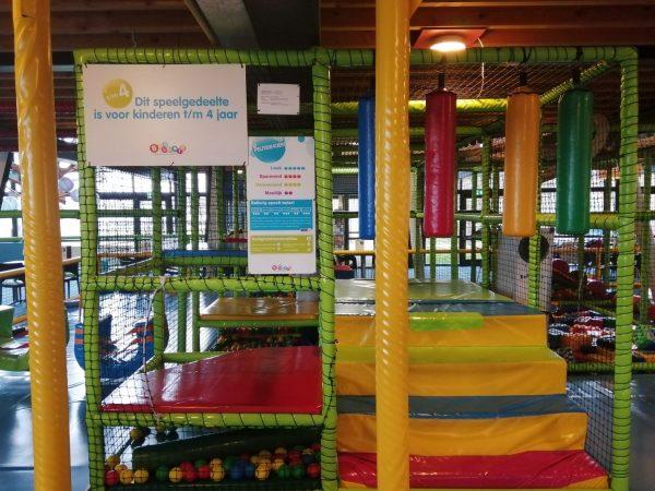 Ballorig Groningen: Indoor speeltuin - kinderactiviteiten Groningen