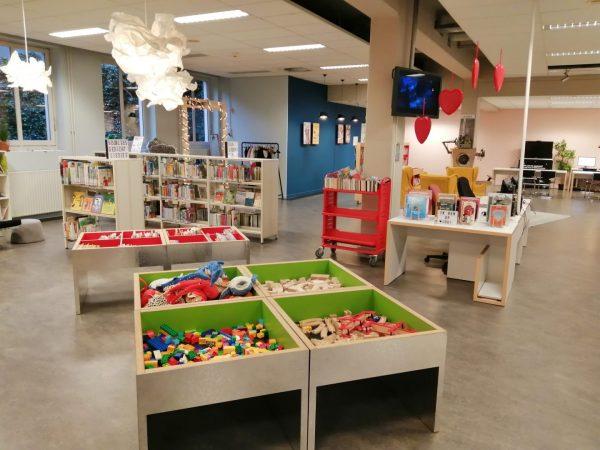 Kinderactiviteiten Groningen: spelen bij openbare bibliotheek Groningen