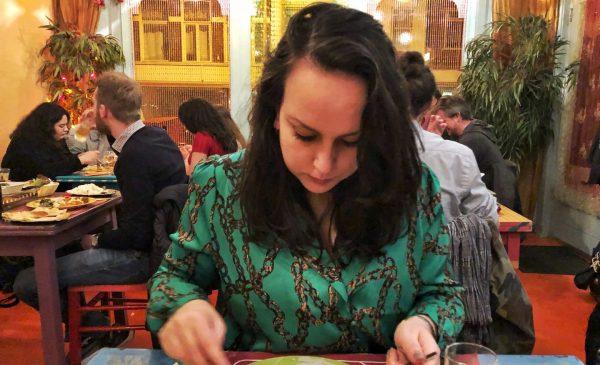 Kleine Moghul Groningen: Indiaas restaurant met Maya