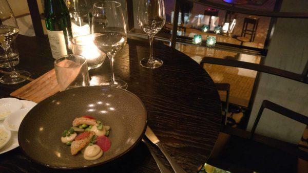 De Pijp Groningen: luxe restaurant met wijnarrangement- kreeft
