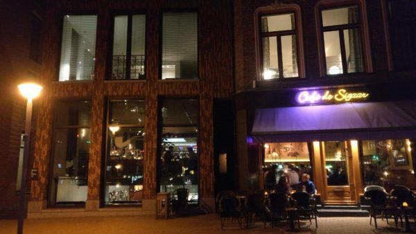 Sigaar en De Pijp Groningen: wine and dine aan de Hoge der A