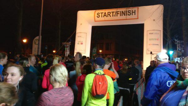 Nacht van Groningen 2019: hardlopen in het donker