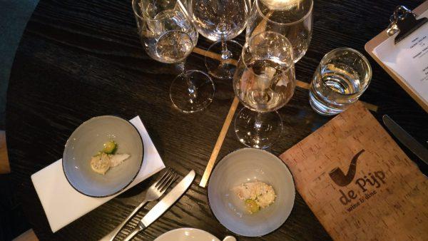 De Pijp Groningen: luxe restaurant met wijnarrangement