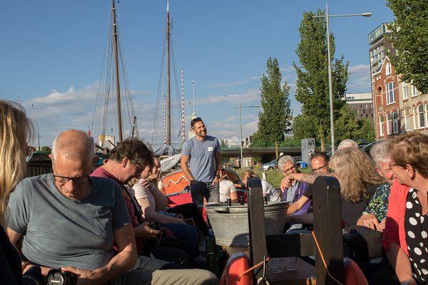 Rondvaart Groningen met fotograaf: dagje uit en fotografie cursus. Foto van Mieke Bazuin16062019