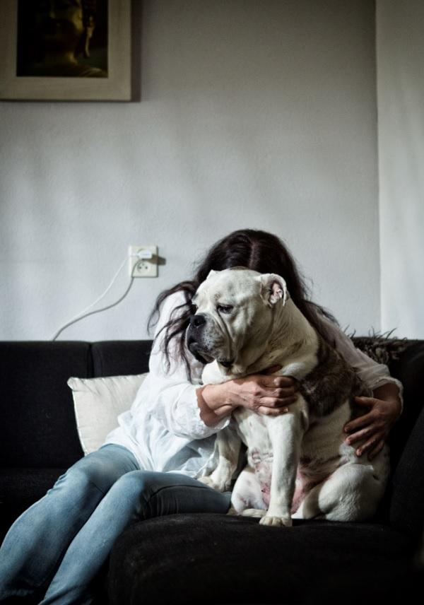 Foto expositie Groningen van fotograaf Marjolein Annegarn: The Stigma Project