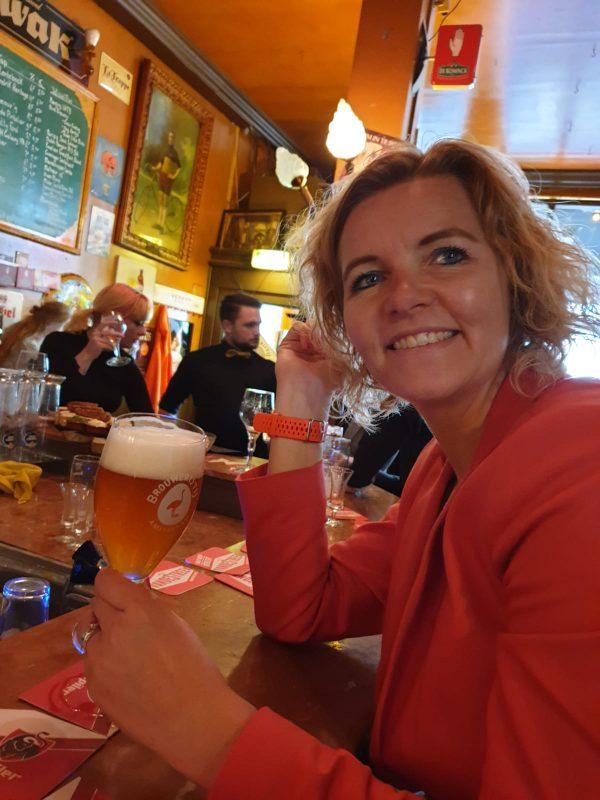 Kroegen Groningen: Belgisch Café de Pintelier- speciaalbier