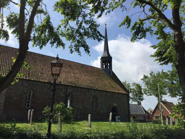 Fietsen in Groningen met fotografie cursus: Niehove foto Sonja