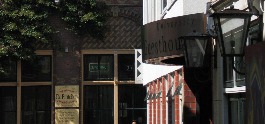 Belgisch biercafé de Pintelier: waan je in de speciaalbierwereld