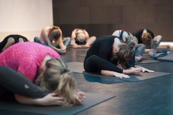 Yoga Groningen - foto van Yoga Under Construction