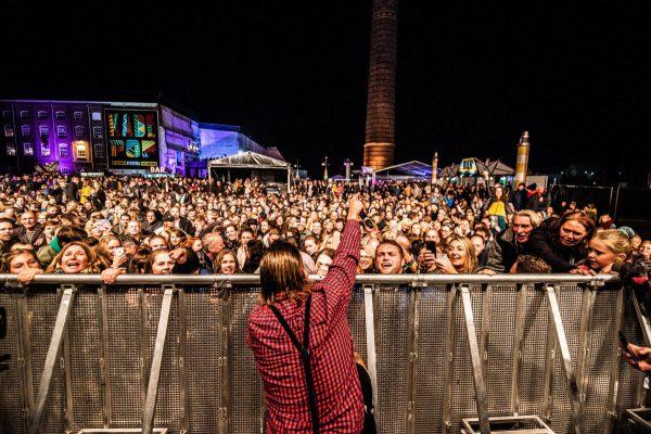 Festival Groningen: Kadepop op Suikerfunie terrein Groningen - foto Niels Knelis Kadepop 2018
